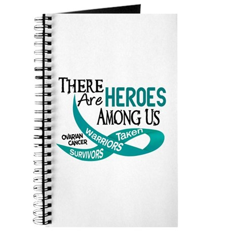Heroes Among Us OVARIAN CANCER Journal