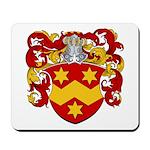Van Naarden Coat of Arms Mousepad