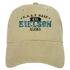 Eielson Air Force Base Baseball Cap