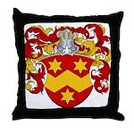 Van Naarden Coat of Arms Throw Pillow