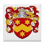 Van Naarden Coat of Arms Tile Coaster