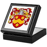 Van Naarden Coat of Arms Keepsake Box