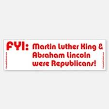 Marthin Luther King & Abraham Lincoln Republic