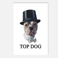 Top Dog Postcards (Package of 8)