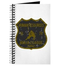 Human Resources Ninja League Journal