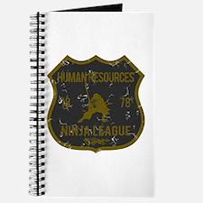 Human Resources Ninja League Journal