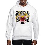 Van Nes Coat of Arms Hooded Sweatshirt