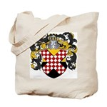 Van Nes Coat of Arms Tote Bag