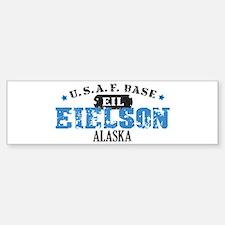 Eielson Air Force Base Bumper Bumper Bumper Sticker