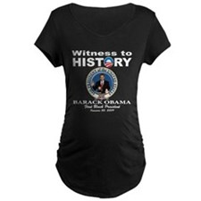 President Obama first black president T-Shirt