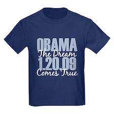 Obama The Dream Comes True T