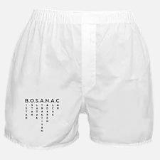 B.O.S.A.N.A.C Boxer Shorts