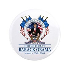 "Inauguration day 3.5"" Button"