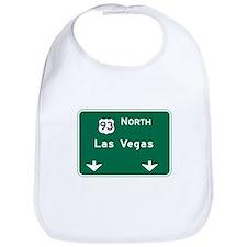 Las Vegas, NV Highway Sign Bib