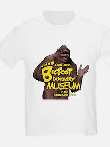 Bigfoot Discovery Museum - T-Shirt