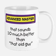 Advanced Master Old Guy Mug
