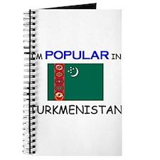 I'm Popular In TURKMENISTAN Journal