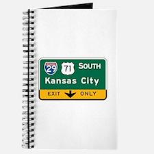 Kansas City, MO Highway Sign Journal