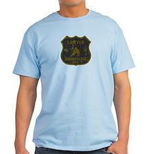 Lawyer Ninja League T-Shirt