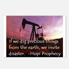 Hopi Prophecy - ANWR Postcards (Package of 8)
