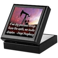 Hopi Prophecy - ANWR Keepsake Box