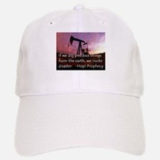 Hopi Prophecy - ANWR Baseball Baseball Cap