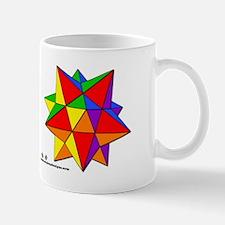 Dodecahedron - 11oz. Mug