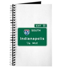 Indianapolis, IN Highway Sign Journal