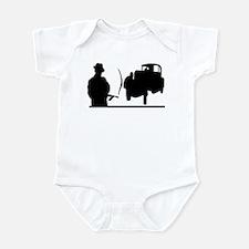 Unique Roaring 20 s Infant Bodysuit