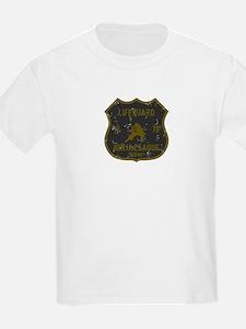 Lifeguard Ninja League T-Shirt