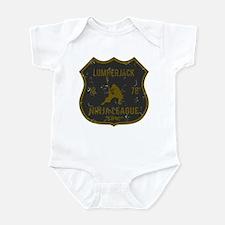 Lumberjack Ninja League Infant Bodysuit