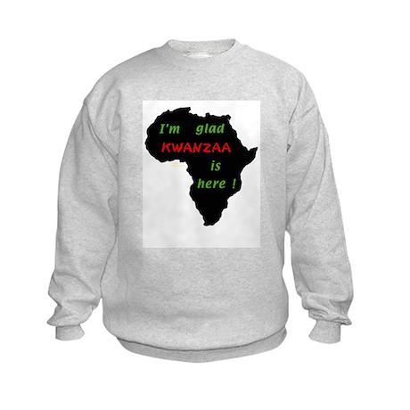 Kwanzaa Kids Sweatshirt