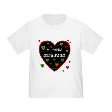 Kwanzaa Toddler T-Shirt