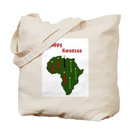 Kwanzaa Tote Bag