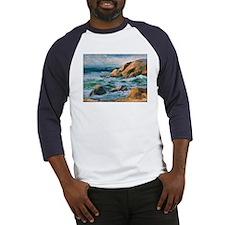 Ocean Baseball Jersey