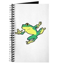 ASL Frog in Flight Journal