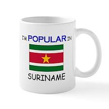 I'm Popular In SURINAME Mug