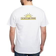 Nude Attitude - Shirt