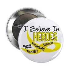 "I Believe BLADDER CANCER 2.25"" Button"