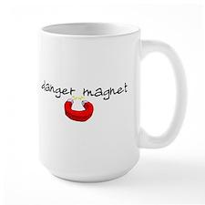Danger Magnet Mug