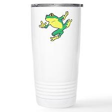 ASL Frog in Flight Travel Mug
