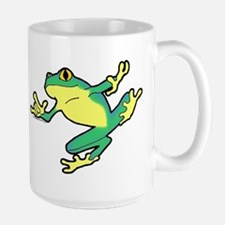 ASL Frog in Flight Mug