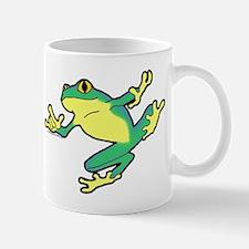 ASL Frog in Flight Mug