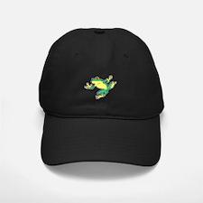 ASL Frog in Flight Baseball Hat