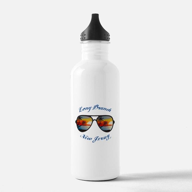 New Jersey - Long Bran Water Bottle