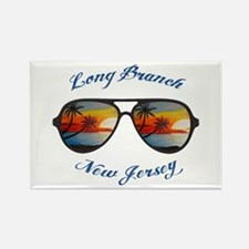New Jersey - Long Branch Magnets