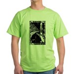 What the Moon Saw Green T-Shirt