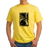 What the Moon Saw Yellow T-Shirt