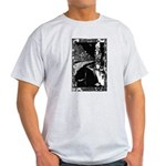 What the Moon Saw Light T-Shirt