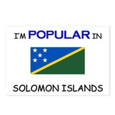 I'm Popular In SOLOMON ISLANDS Postcards (Package